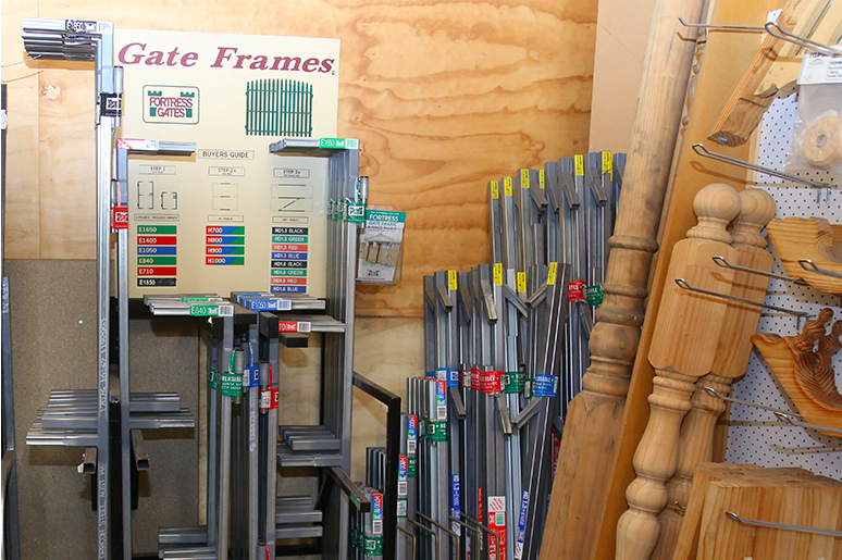 Gate Frames - Products