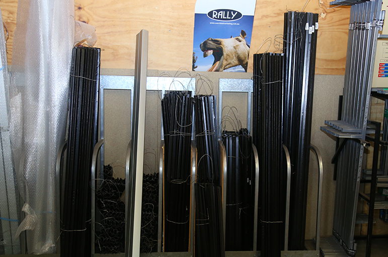 Steel Post - Products