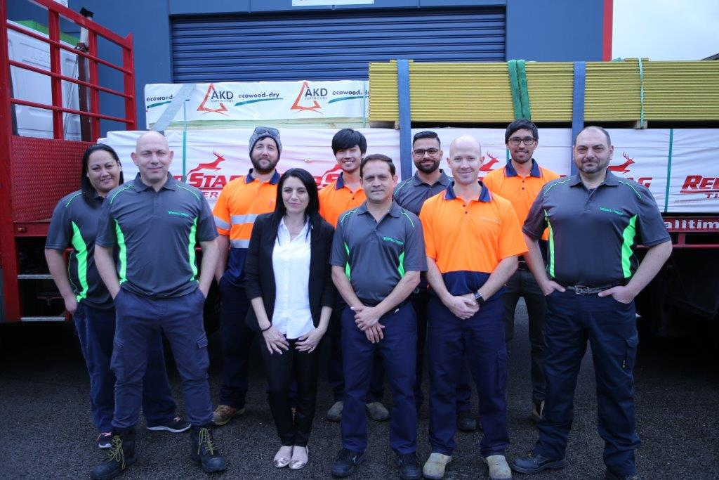 Westall Timber Family - About
