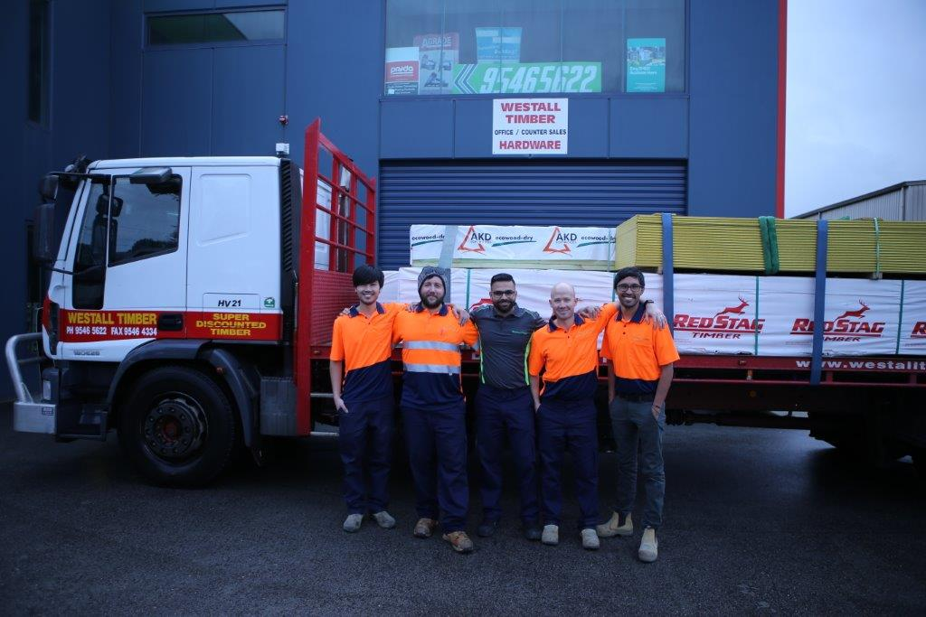 Westall Timber Operations Team - About