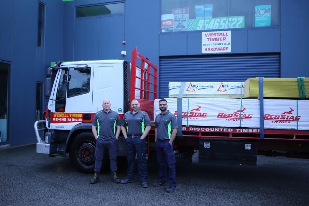 Westall Timber Sales Team - About