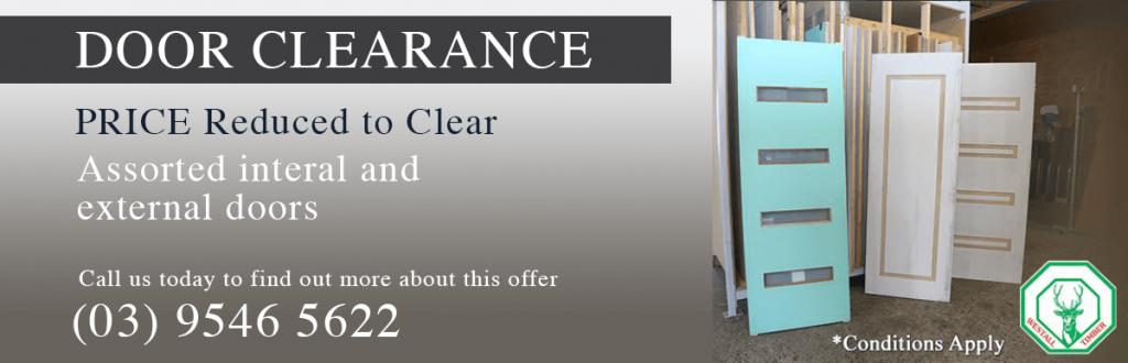 door clearance 1024x330 - Specials