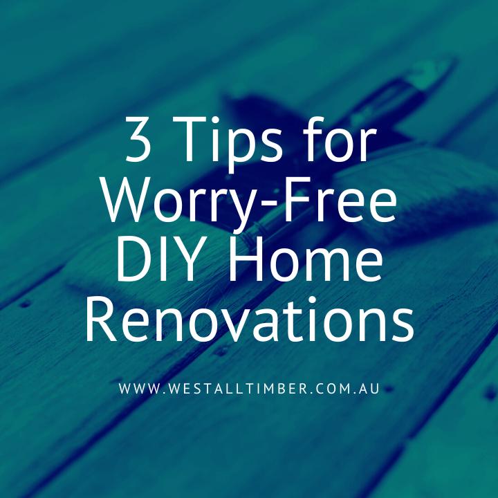 DIY Home Renovations springvale